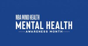 nba mind health awareness