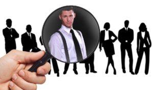 recruiting a suitable executive